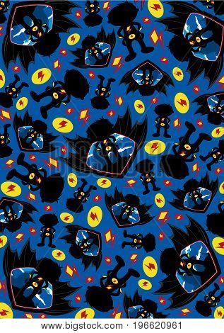 Little Superboy Pattern