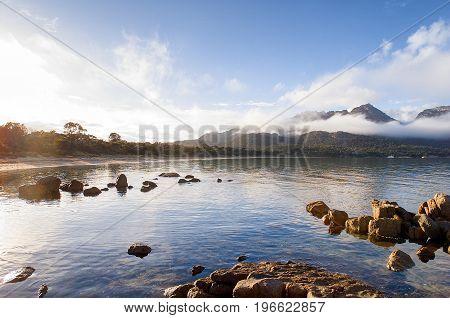 Hazard Ranges, Freycinet National Park