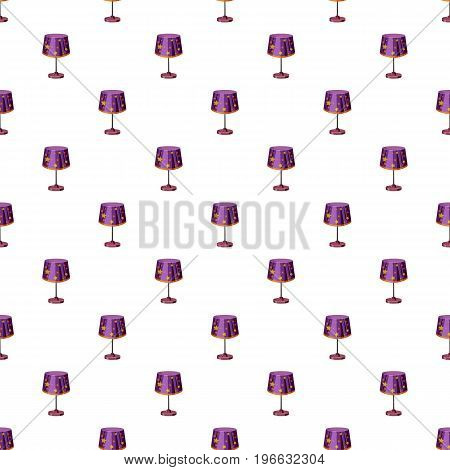 Equipment of magician pattern seamless repeat in cartoon style vector illustration