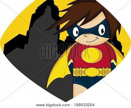Cartoon Superhero 10
