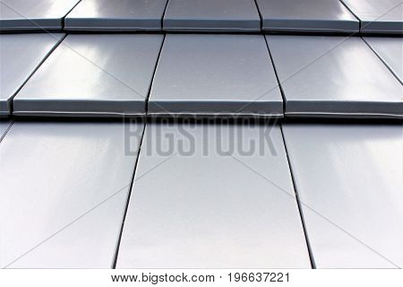 An image of a roof tile - architecture