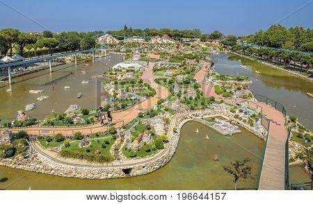 Rimini - Park Italy In Miniature