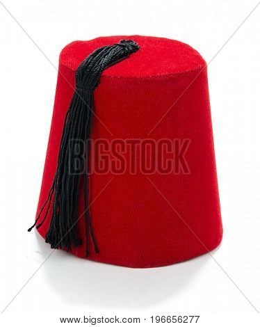 Traditional Turkish Hat Called Fez