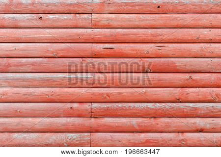 The Old Red Wood Texture With Natural Patterns