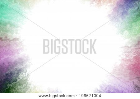Mysterious dreamy soft pastel psyche abstract background