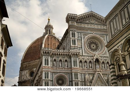 Duomo Cathedral Florence Italy