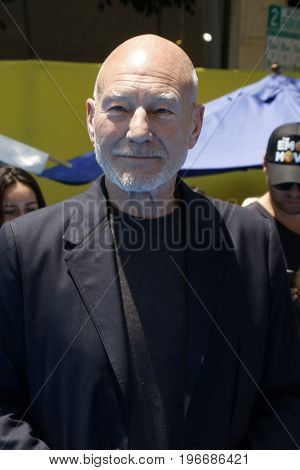 LOS ANGELES - JUL 23:  Patrick Stewart at