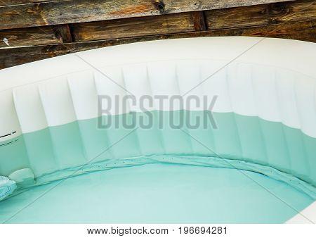 Inflatable Hot Tub Spa Bubble Massage Portable Jacuzzi Home Spa