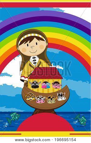 Noah And Ark 3