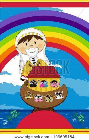 Noah And Ark 4
