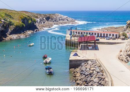Baia De Porto Covo Beach
