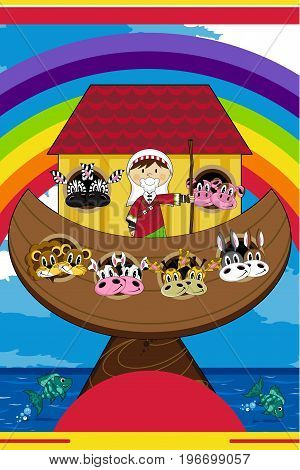 Noah And Ark 6