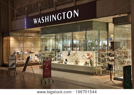 Washington Shoe Store