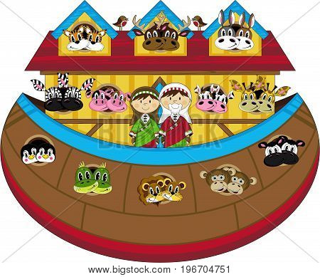 Noah, Ark & Animals