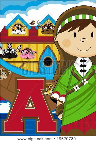 A Is For Ark 6