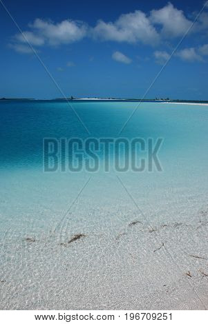 Wonderful beach, island of Cayo Largo, Cuba