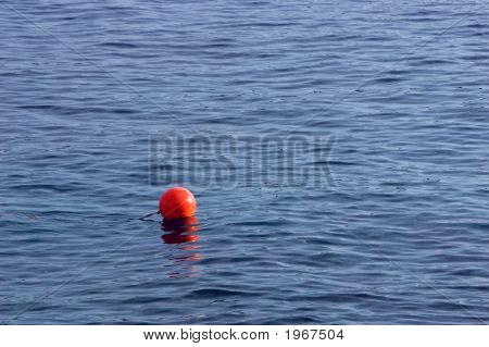 Ball In The Sea