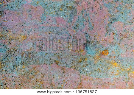 Old rusty metal surface background texture background