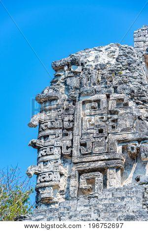 Chicanna Temple Details