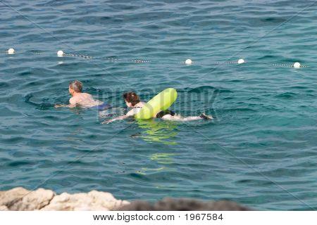 swiming class