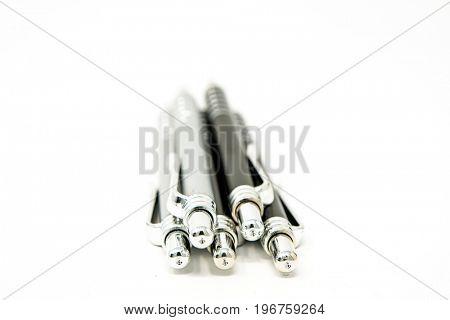 pen isolated on white background