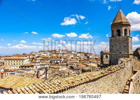 Bovino - Foggia province - Apulia region - Italy
