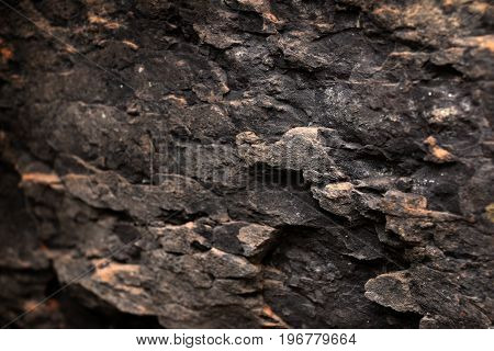 dirty rough surface rock wall for background