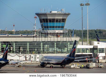 Moscow - Sheremetyevo Airport