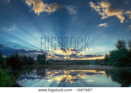 Through Clouds