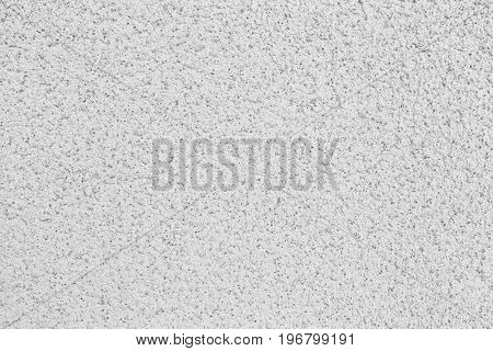 surface of white cement wall for the design texture background.