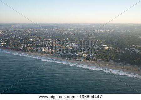 Portugal Algarve Faro Coast