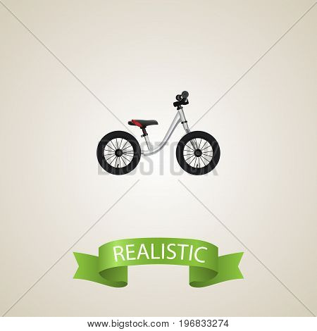 Realistic Balance Element. Vector Illustration Of Realistic Equilibrium Isolated On Clean Background