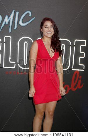 LOS ANGELES - JUL 24:  Erin Robinson at the