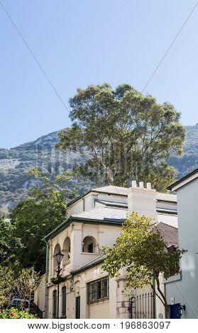 A nice Hillside Villa in Gibralter UK