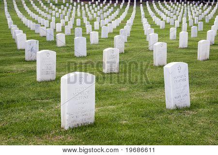 National graveyard