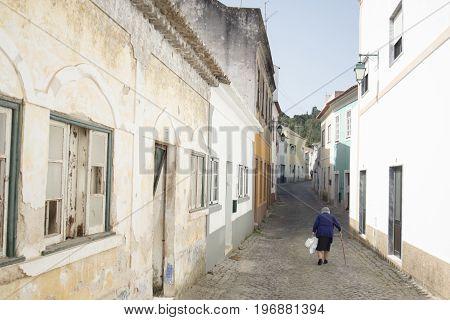 Portugal Algarve Sierre Da Monchique