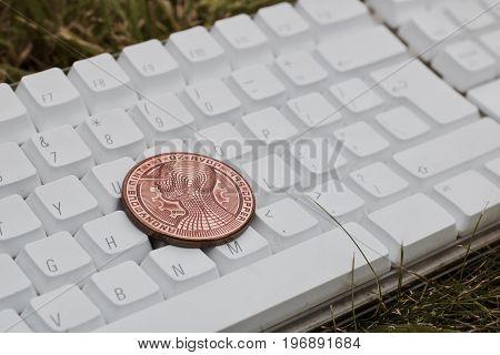 Bitcoin Anonymous Mint