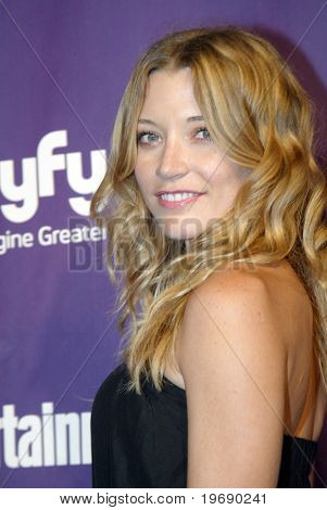 SAN DIEGO, CA - JULY 24: Sarah Rulmer arrives at the SyFy/EW party held July 24, 2010 at the Hotel Solamar in San Diego, CA.