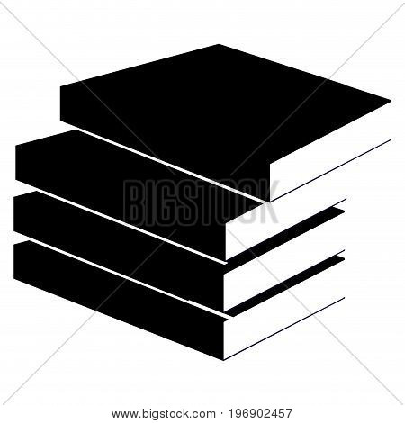 Isolated Group Of Books