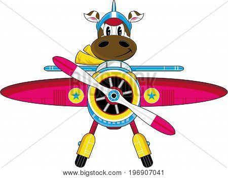 Plane & Pilot 16