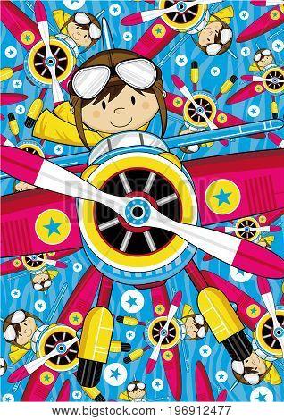 Plane & Pilot 30