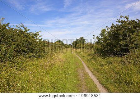 Railway Footpath