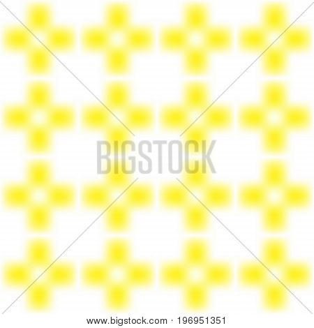 Seamless pattern with a blurry image. vector illustration