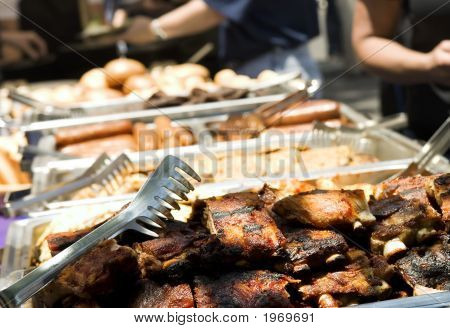 Catered Summer Barbecue