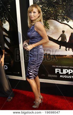 LOS ANGELES - JUL 27:  Rebecca de Mornay arrives at the