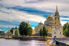 Monastery  Nilo-stolobenskaya Pustyn