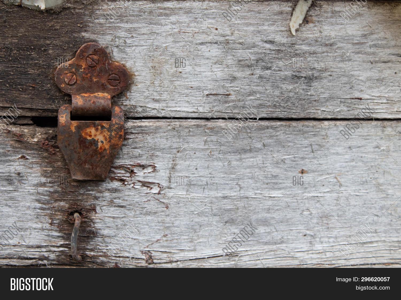 Old Dusty Rustic Hinge Image & Photo (Free Trial) | Bigstock