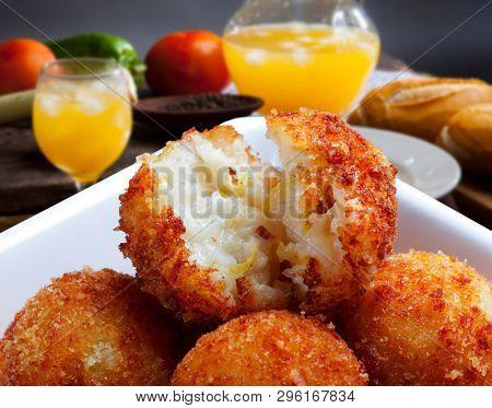 Rice balls food
