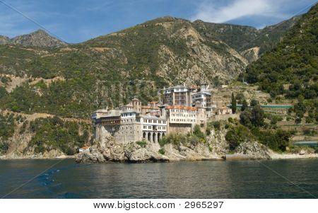 Gregoriou Monastery Mount Athos Halkidiki