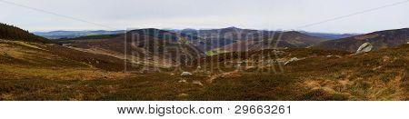 Irish Hills Panorama